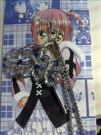 Shugo Chara! Accessories couple phone chain (white)