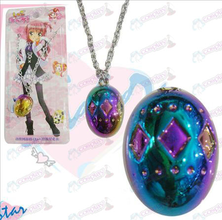 Shugo Chara! Accessories soul Egg Necklace Symphony - box