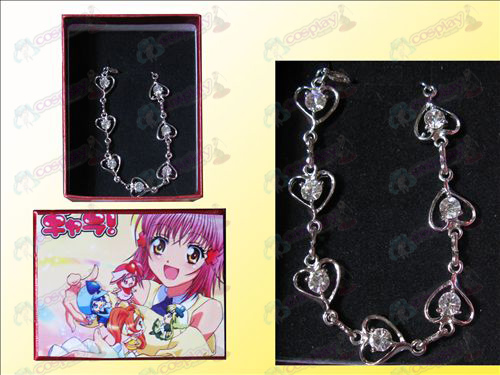 Shugo Chara! Accessories Heart Bracelet