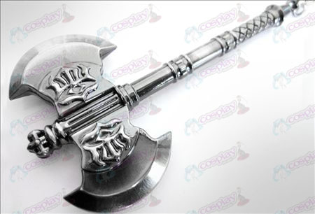 Final Fantasy Accessories bimonthly too 14 Tomahawk