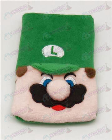 Super Mario Bros Accessories Pouch (Green)