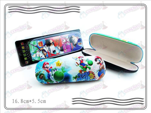 Super Mario Bros Accessories Glasses Case