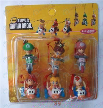 Genuine 6 Super Mario Bros Accessories Strap
