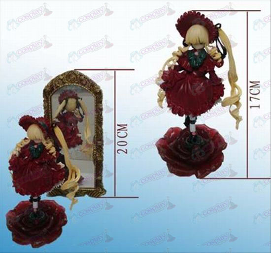 Rozen Maiden Accessories true red hand to do