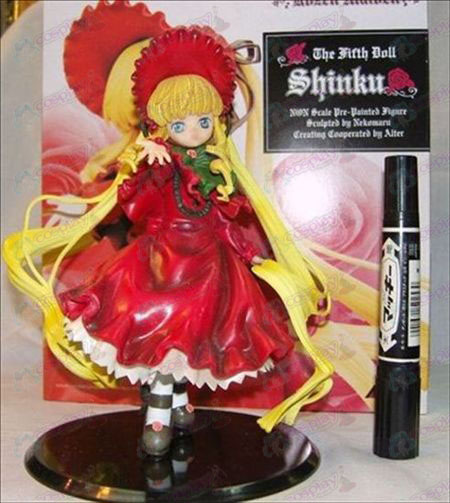 Genuine Rozen Maiden Accessories true red hand to do