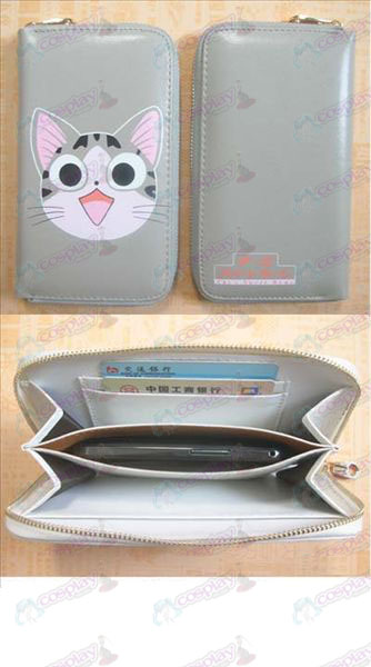 Sweet Cat Accessories Mobile Wallet