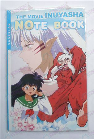 InuYasha Accessories Notebook