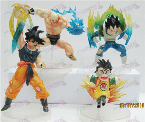 33 on behalf of four base models Dragon Ball Accessories