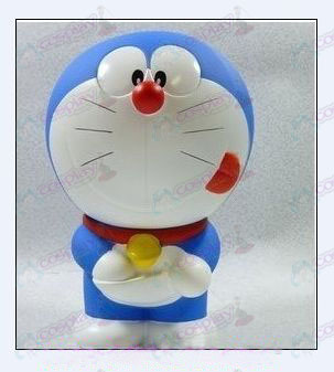 Licking tongue Doraemon doll (boxed)