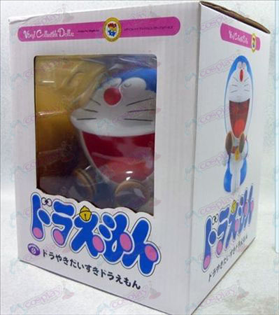 Doraemon doll ornaments boxed in Hamburg