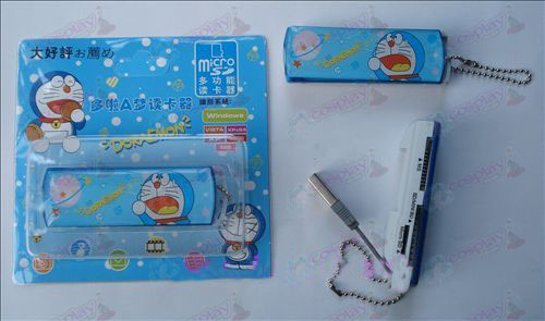 Doraemon multi-card reader (a)
