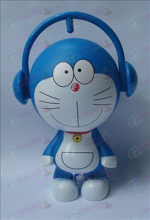 Doraemon doll money box B (19cm)