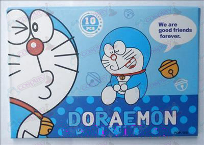 Doraemon Postcards (10 / The)
