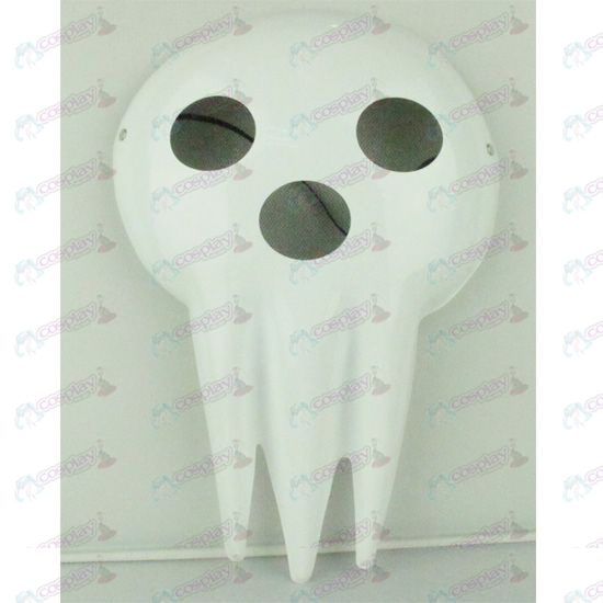 Soul Eater Accessories Masks (White)
