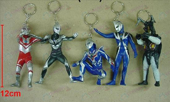10 on behalf of five models Superman Keychain