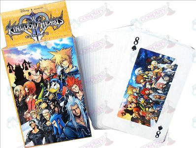 kingdom Hearts Accessories Poker 2