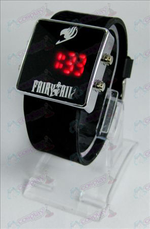 Fairy Tail AccessoriesLED sports watch - black strap