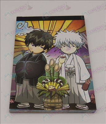 Gin Tama Accessories Scratch Pad
