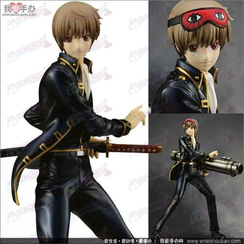 Gin Tama Accessories Okita Satoru hand to do (interchangeable heads)