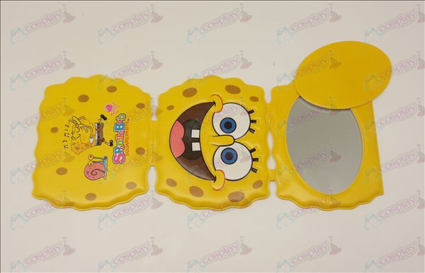Modeling Mirror (SpongeBob SquarePants Accessories1)