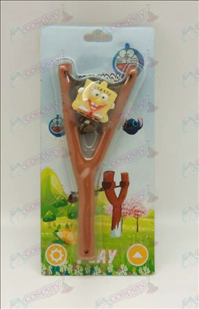 Blister SpongeBob SquarePants Accessories slingshot