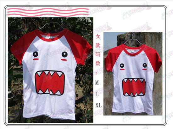 Domo Accessories Red T-shirt