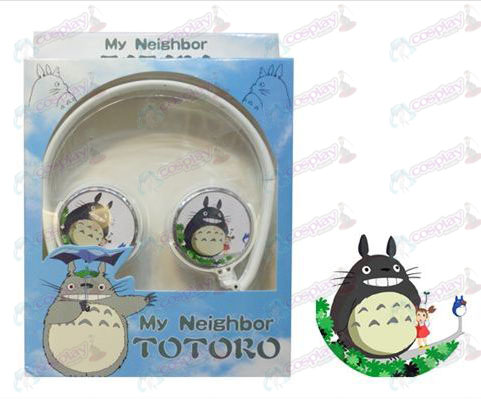Stereo headset can be folded commutation headphones My Neighbor Totoro Accessories