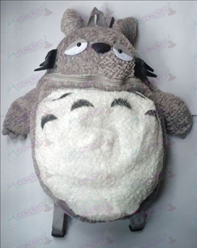 My Neighbor Totoro Accessories Plush Backpack (large leather beard) 39 * 62cm