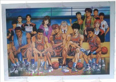 Slam Dunk Accessories puzzles 10-127