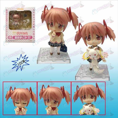 Magical Girl Accessories doll face transplant small round 175 #