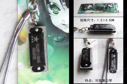 Lack Rock Shooter Accessories Harmonica machine rope