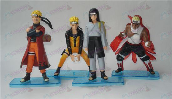 29 Generation 4 models Naruto doll cradle