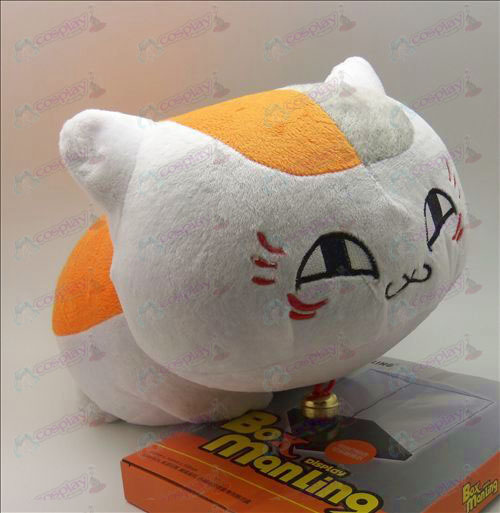 Natsume's Book of Friends Accessories big white cat lying plush doll (40cm