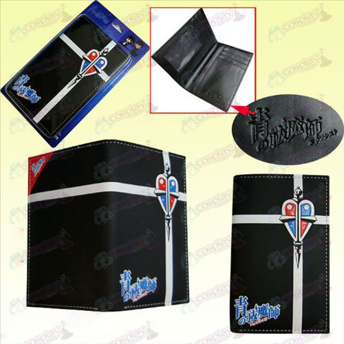 Blue Exorcist Accessories in wallet