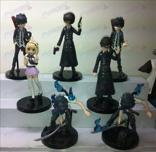 7 of the Blue Exorcist Accessories (BOX)