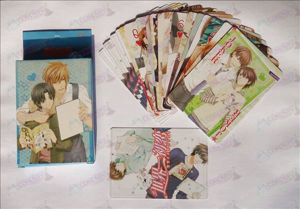 DSekai-ichi Hatsukoi Accessories embossed poker
