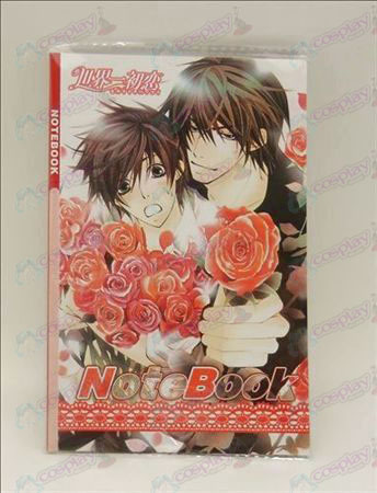 Sekai-ichi Hatsukoi Accessories Notebook