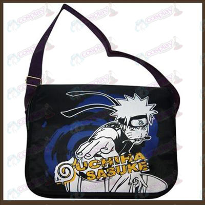 15-173 # 10 # Naruto Messenger Bag # MF1171