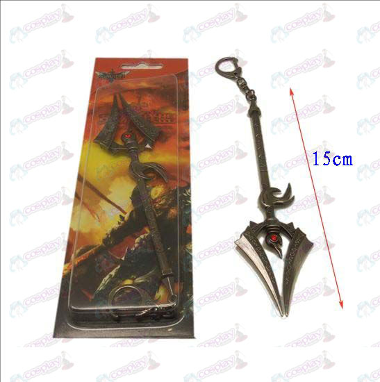 League of Legends Accessories knife buckle 2 (gun color)