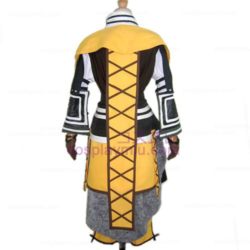 Hack Jumper Cosplay Costume