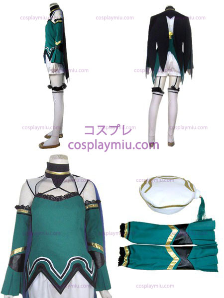 Shino Hack Roots Cosplay Costume