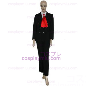 Hellsing OVA Sir Integra Cosplay Costume