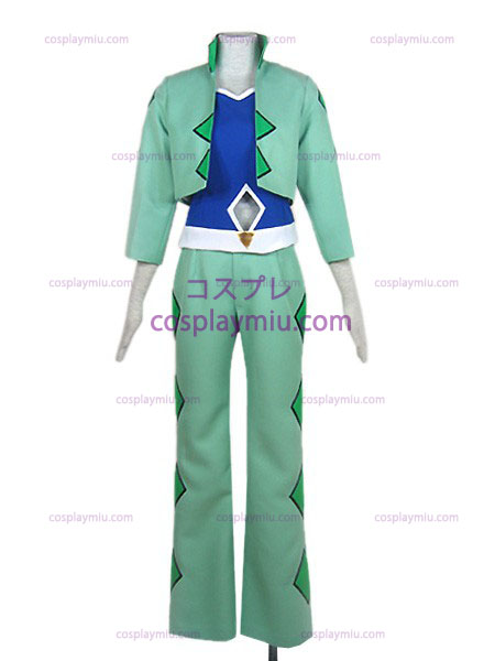 Bleach Green Cosplay Costumes