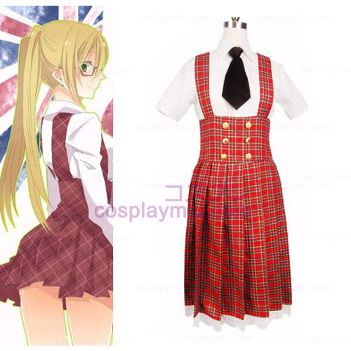 Axis Powers Gakuen School Uniform Cosplay Costume