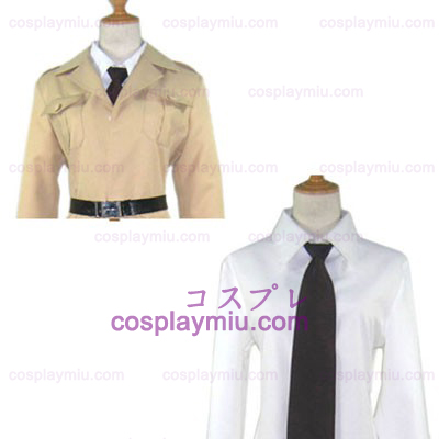 Hetali Axis Powers America Cosplay Costume