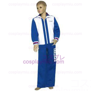 The Prince Of Tennis Seigaku Kids Winter Cosplay Costume