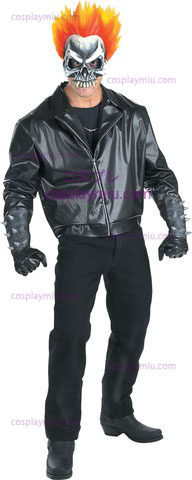 Ghost Rider Adult Costume