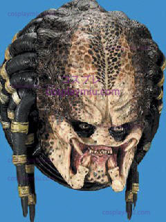 Predator With Helmet Mask