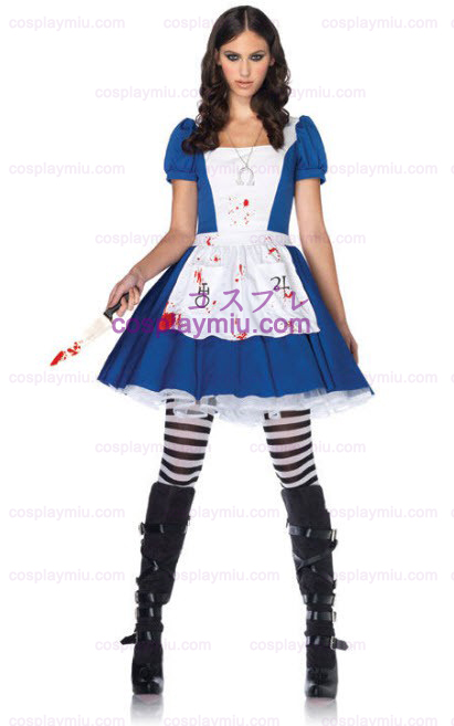 American Mcgees Alice in Wonderland Adult Costume