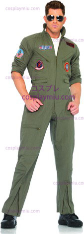 Top Gun Jumpsuit Small/Medium